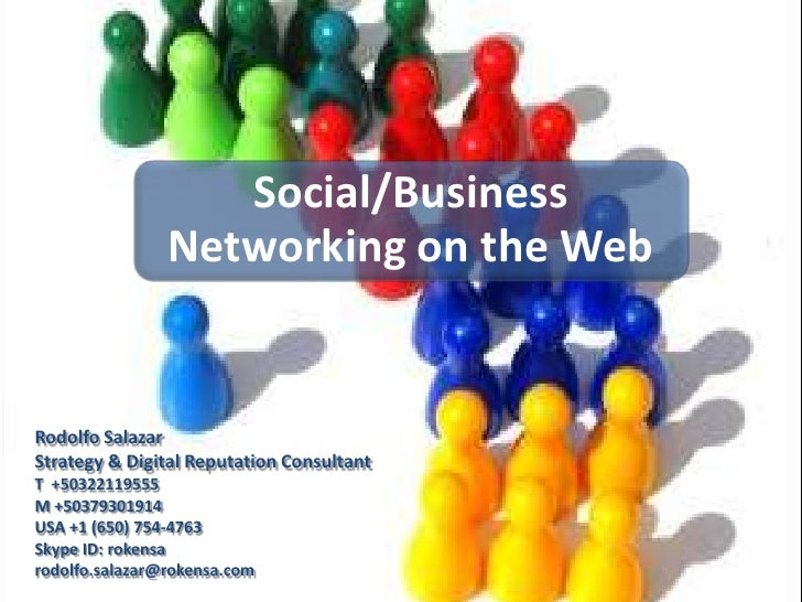 Social & Business Networking on Linkedin