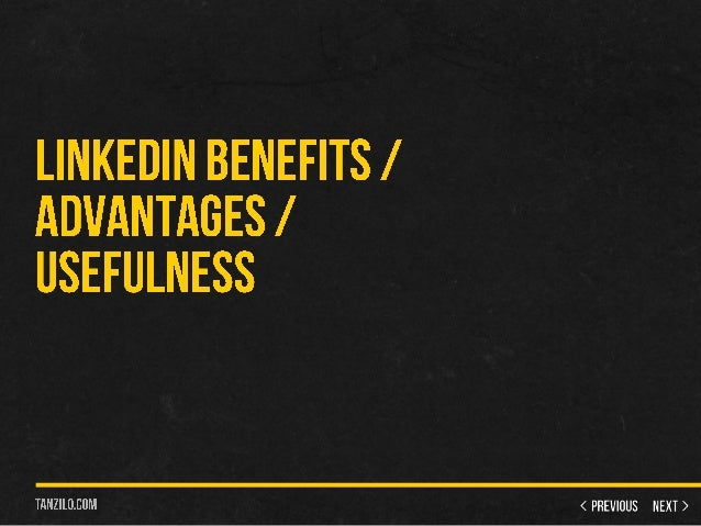 How LinkedIn can help job holders, businessmen, students and other professionals