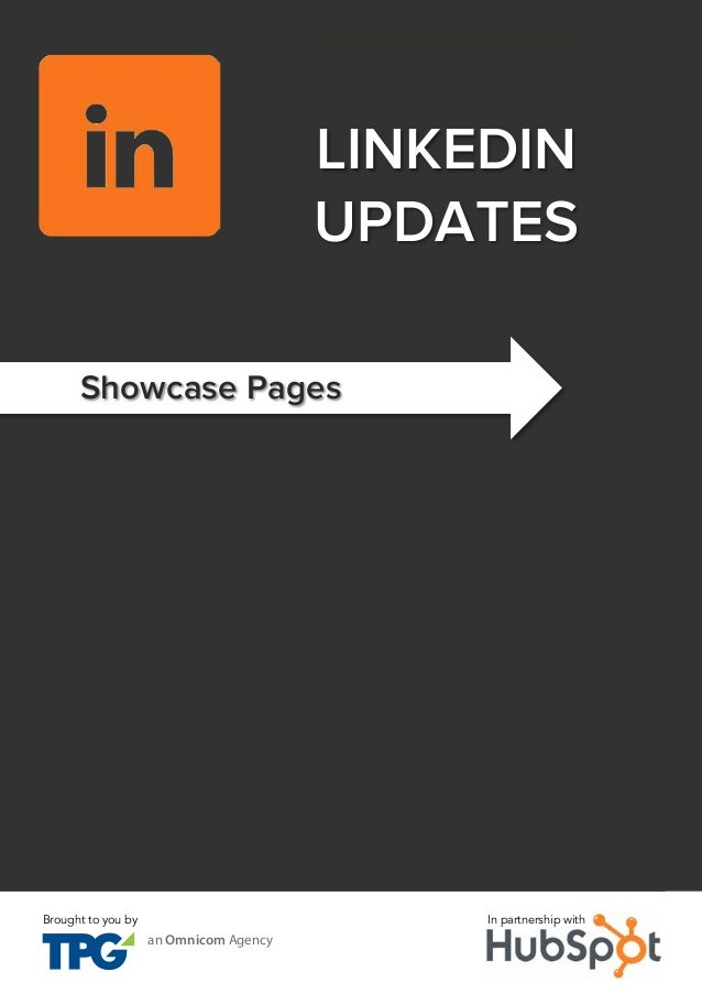 TPG-Hubspot: Critical Changes to LinkedIn 2014
