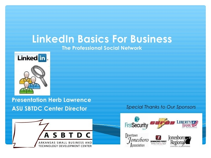 Linked infor business jonesboro july 2012