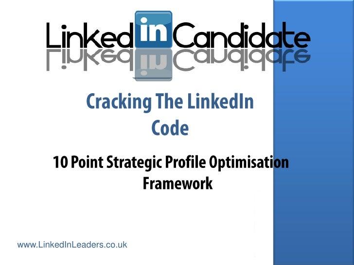 www.LinkedInLeaders.co.uk
