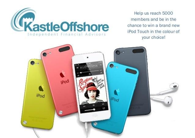 Kastle Offshore: LinkedIn Group Giveaway.