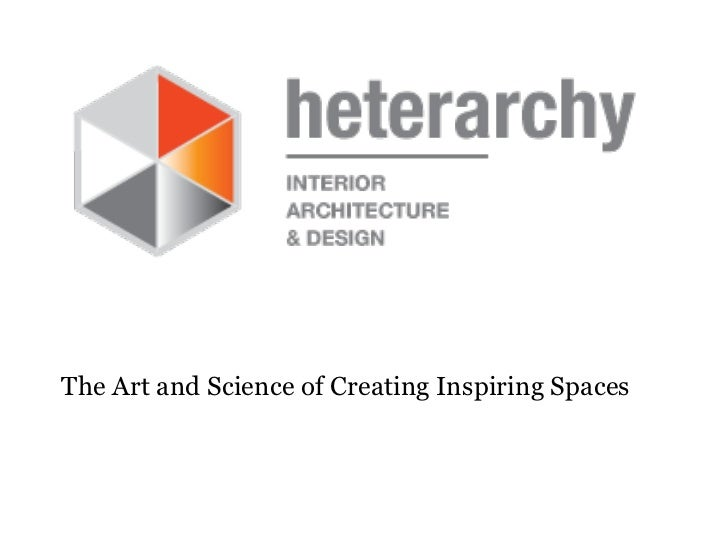 The Art and Science ofCreating Inspiring Spaces