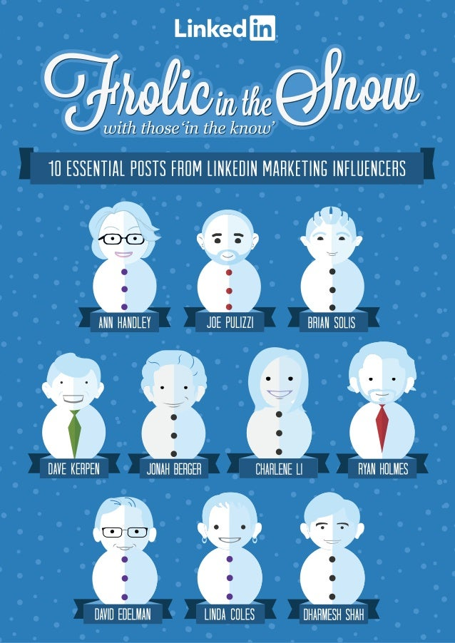 '  is the holiday season in Marketing Land, where snow-covered content is crafted and planned. As marketers bundle and pre...