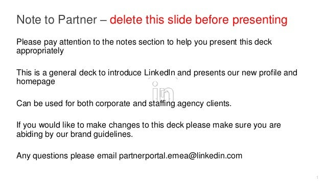 Note to Partner – delete this slide before presentingPlease pay attention to the notes section to help you present this de...