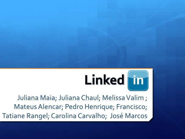 Linkedin e Empresas