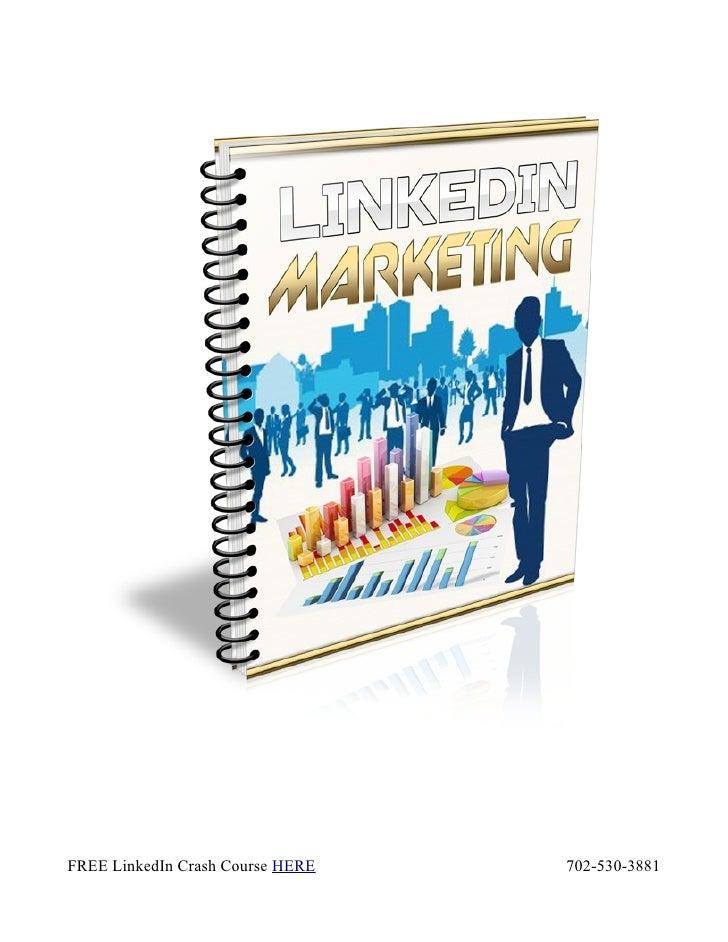 White paper: LinkedIn marketing