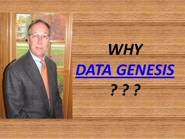 WHYDATA GENESIS    ???