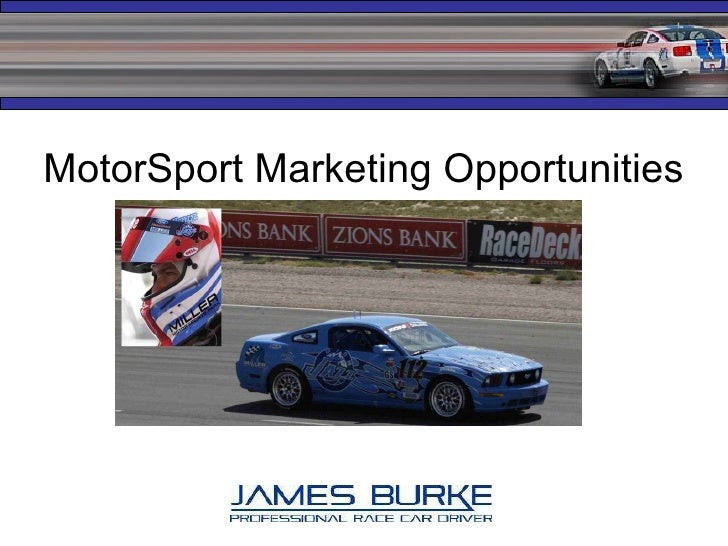 MotorSport Marketing Opportunities