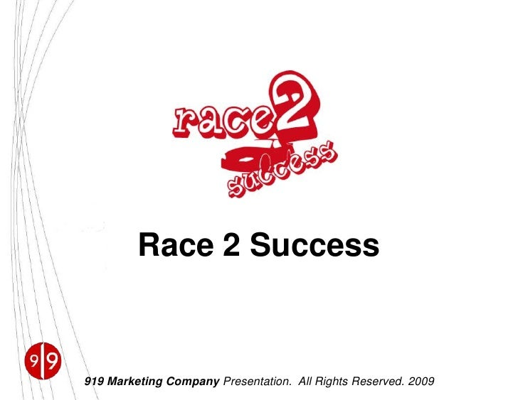 Race 2 Success<br />