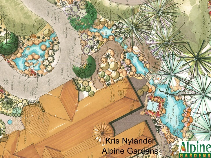 Kris Nylander Alpine Gardens