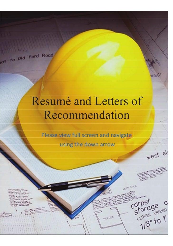 Linked In Resume Package