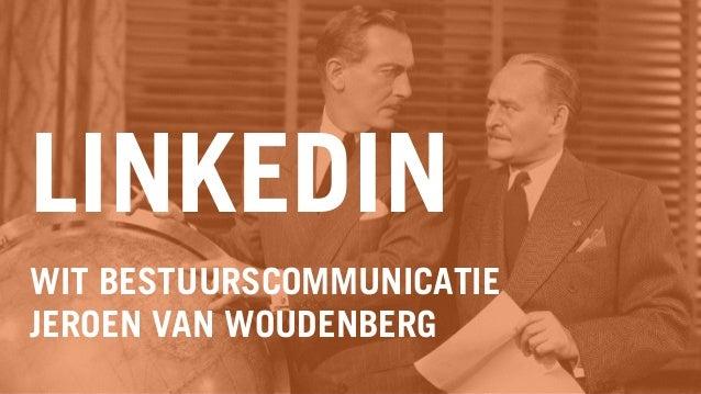 Basishandleiding LinkedIn