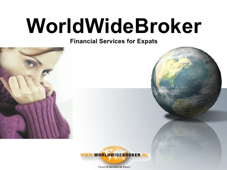 WorldWideBroker  Financial Services for Expats