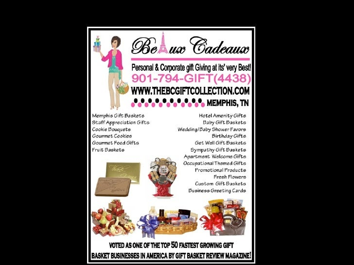 Beaux Cadeaux Gifts & Gift Baskets