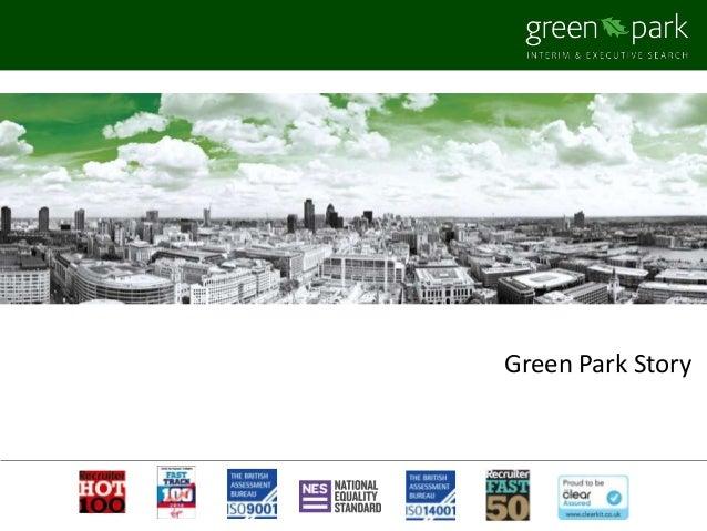 Green Park Story