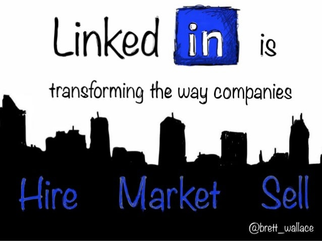How Linkedin Is Transforming Business