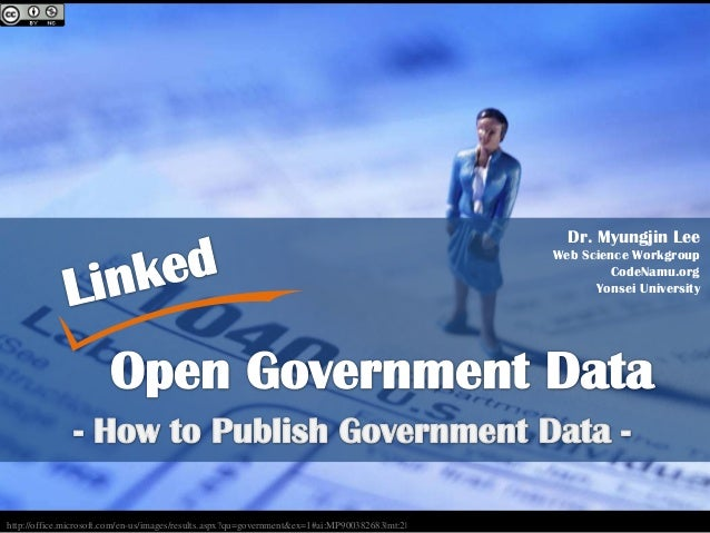 Linked Open Government Data
