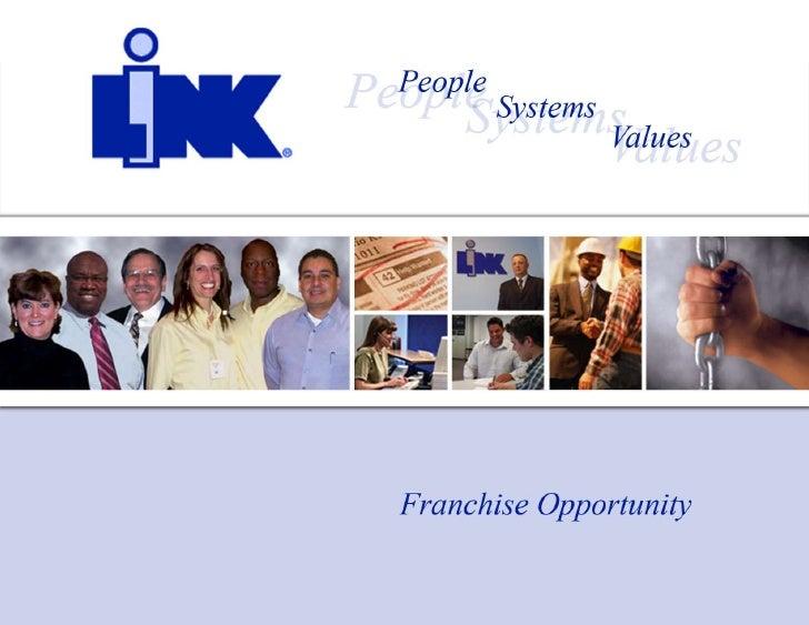 Link Franchising