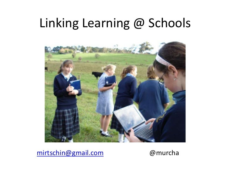 Linking learning in schools.docx