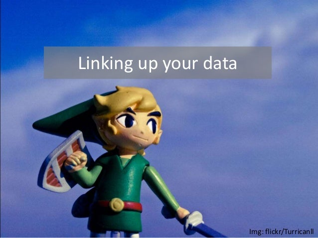 Linking up your data