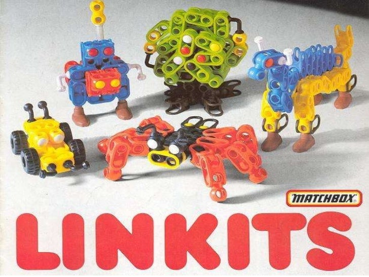 Linkits Building Toy