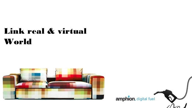 digital fuel Link real & virtual World