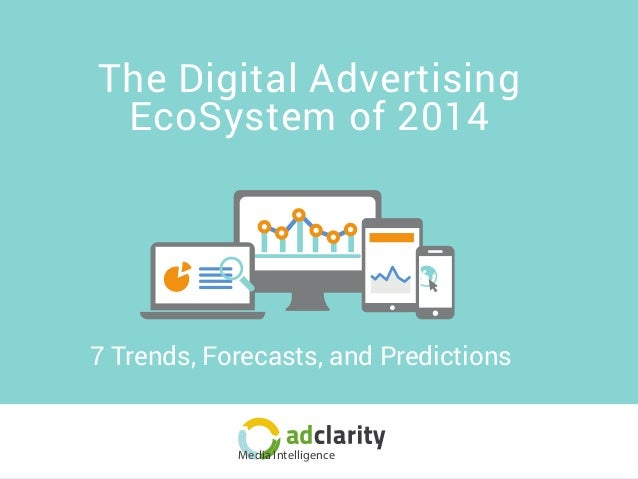 The Digital Advertising EcoSystem of 2014  7 Trends, Forecasts, and Predictions  Media Intelligence