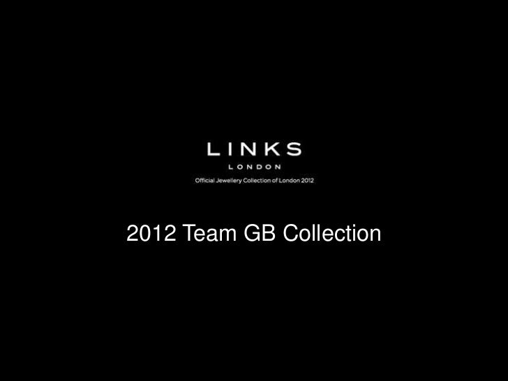 Links of London - London 2012 Team GB Collection