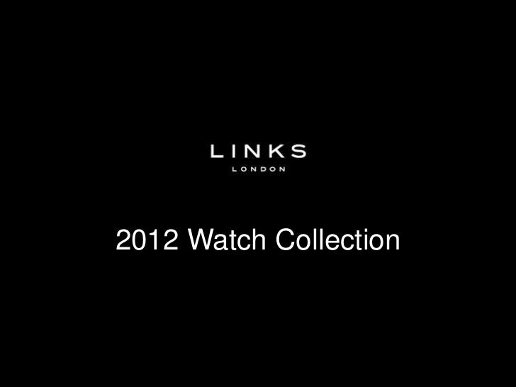 Links of London - Watch Collection