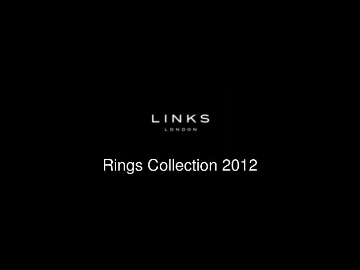 Links of London - Rings Collection