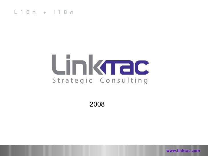 Linktac Profile  English