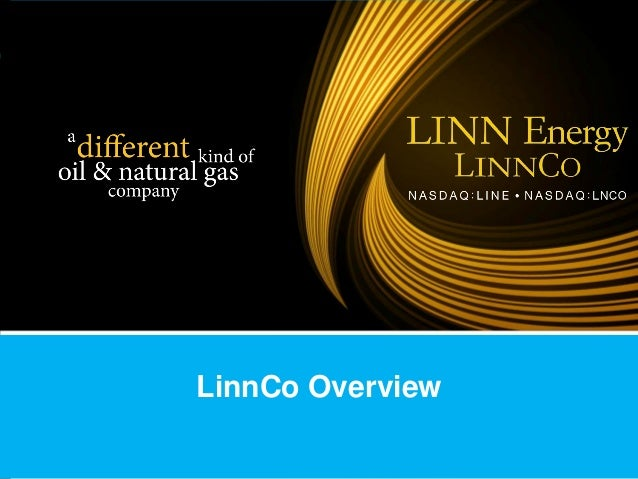 LinnCo Overview