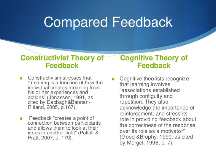 maturational environmental and the constructivist theories essay 222 behaviorist theory 23 constructivism 30 conclusion reference 10 introduction proponents included in this topic of study are explained and coagulated to bring out the relationship of the common terms used in the discussion for better understanding these include learning and teaching.