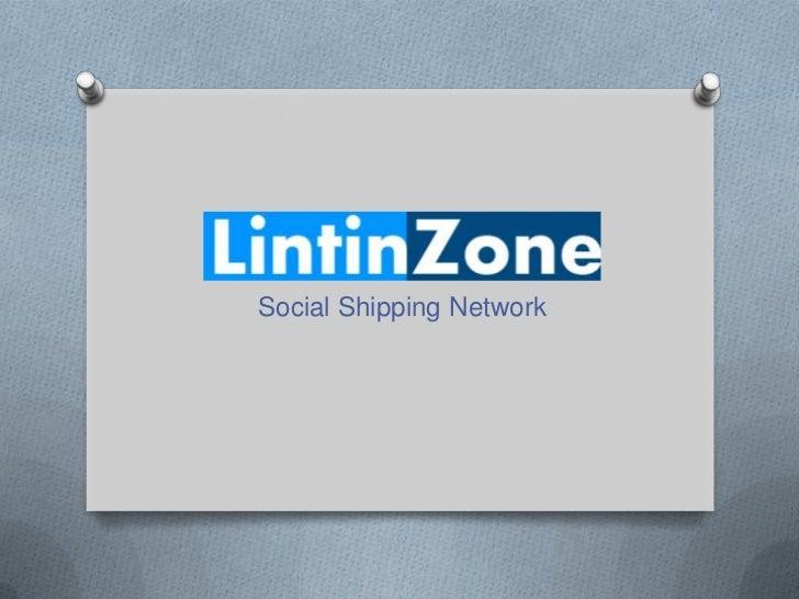 Social Shipping Network