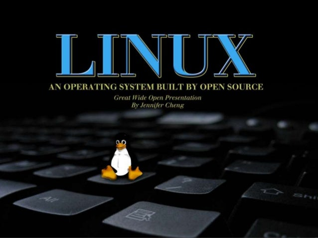 What is Linux? o Linux is an operating system (OS), similar to Windows from Microsoft and Mac OS from Apple o The kernel, ...