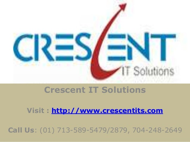Linux Online Training and Placement @ Crescent IT Solutions