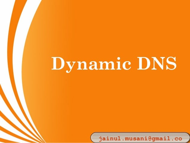 Linux15 dynamic dns-2