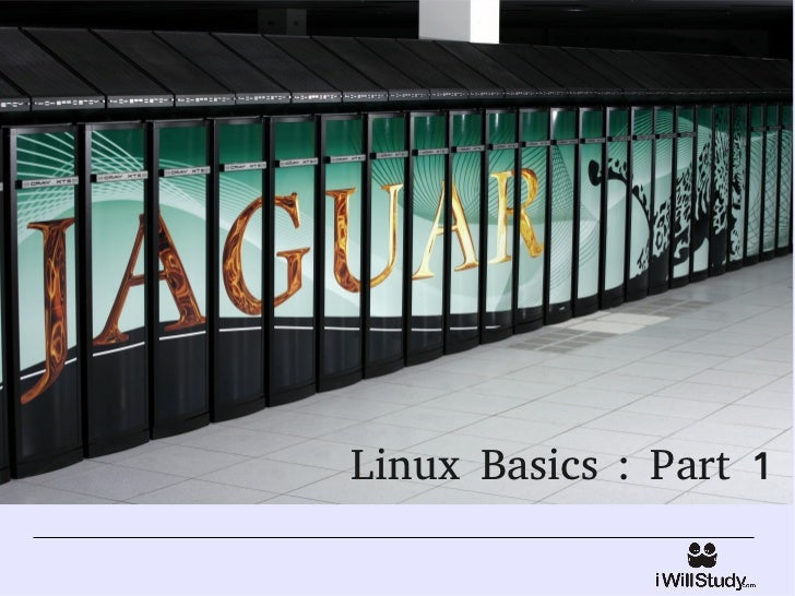 Linux Basics : Part 1