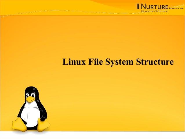 Linux fs structure (1)