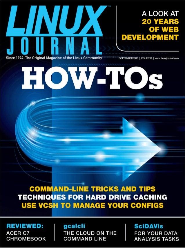 Linux+journal+ +september+2013