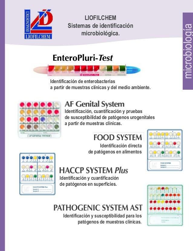 Identificación de enterobacterias a partir de muestras clínicas y del medio ambiente.  Identificación, cuantificación y pr...