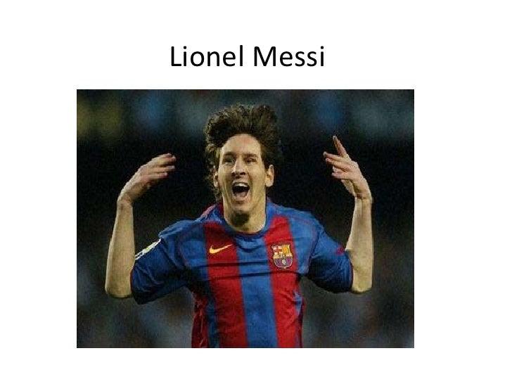 LionelMessi<br />