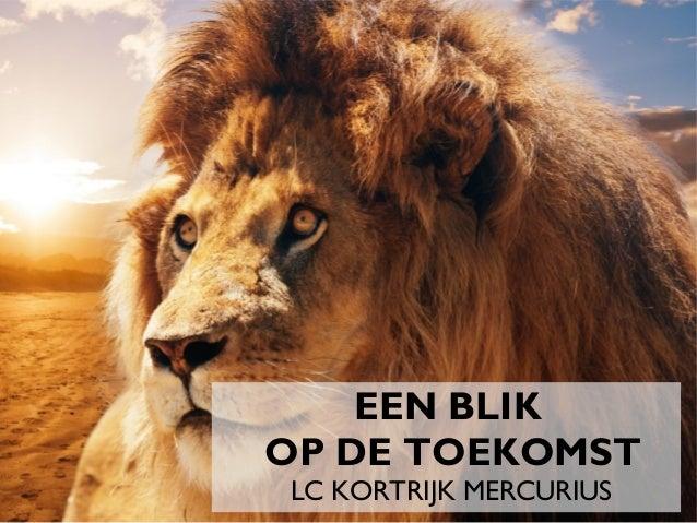 Social media & eigentijdse clubcommunicatie. Lions Club Kortrijk Mercurius werpt blik op de toekomst.