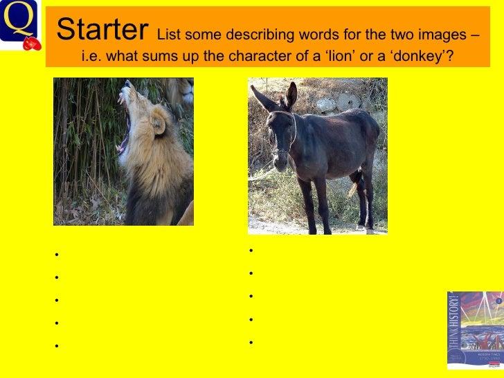 Lionsledbydonkeys?