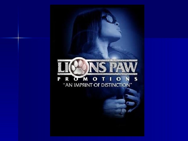 Lion'S Paw Promotions Presentation Package