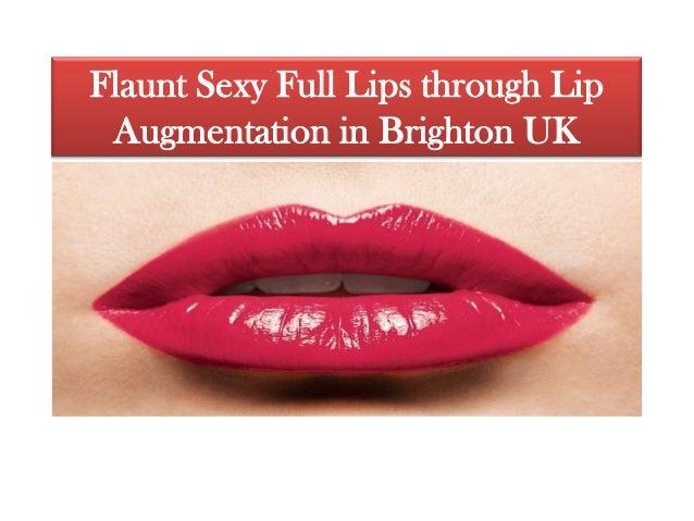 Lip enhancement brighton