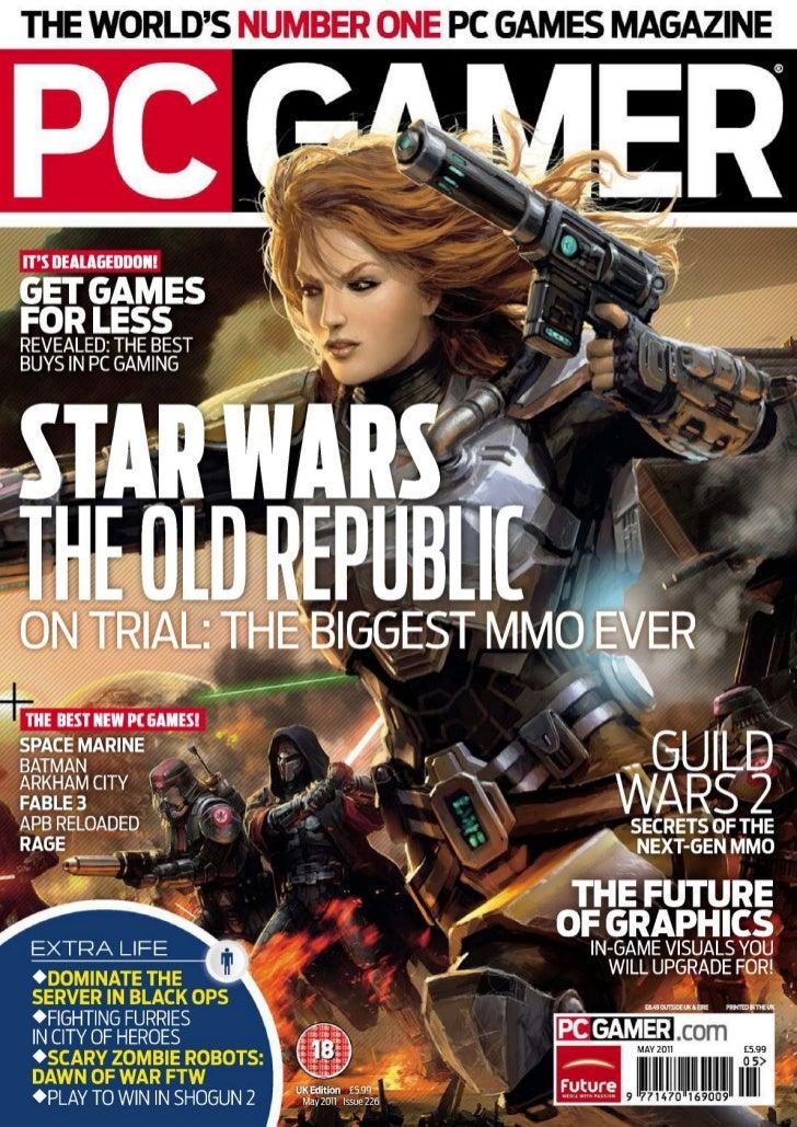 PC Gamer Maio 2011