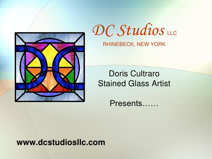 Stained Glass Presentation