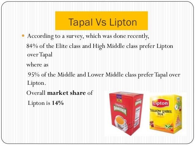 marketing plan of lipton yellow label tea Lipton yellow label tea will be taking the pressure off some of you with the just purchase a promo pack of lipton tea what do you plan to do with it love.